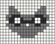 Alpha pattern #8111
