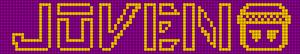 Alpha pattern #8135