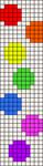 Alpha pattern #8138