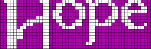 Alpha pattern #8145