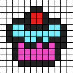Alpha pattern #8146