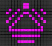 Alpha pattern #8149