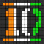 Alpha pattern #8155