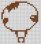 Alpha pattern #8161