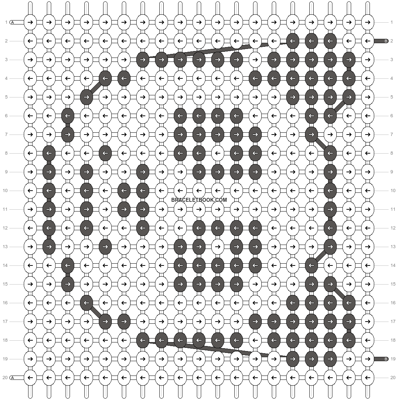 Alpha Pattern #8165 added by kandiland