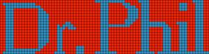 Alpha pattern #8166