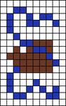 Alpha pattern #8168