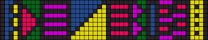 Alpha pattern #8170