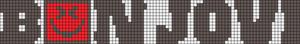 Alpha pattern #8175