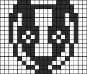 Alpha pattern #8177