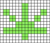 Alpha pattern #8193
