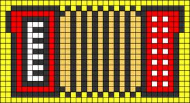 Alpha pattern #8198
