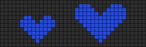 Alpha pattern #8199