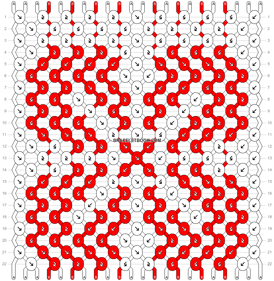 Normal pattern #8200 pattern