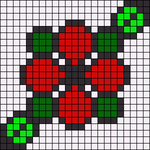 Alpha pattern #8201