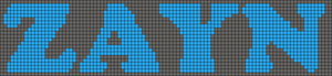 Alpha pattern #8202