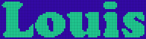Alpha pattern #8204