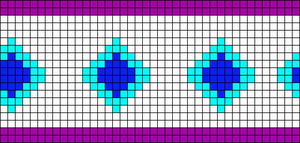Alpha pattern #8207