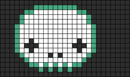 Alpha Friendship Bracelet Pattern #8208