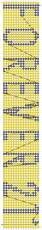 Alpha pattern #8209 pattern