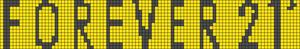 Alpha pattern #8209