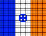 Alpha pattern #8213