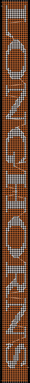 Alpha pattern #8220 pattern