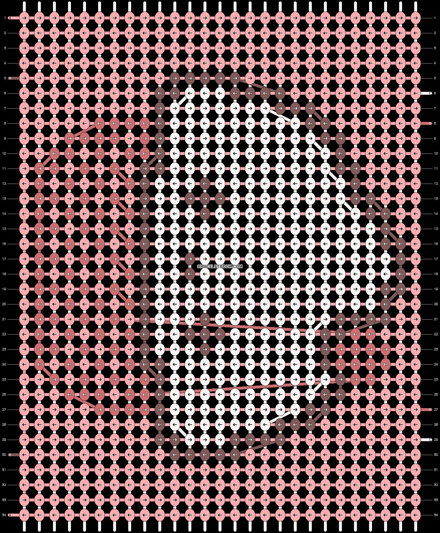 Alpha pattern #8226 pattern