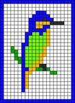 Alpha pattern #8229
