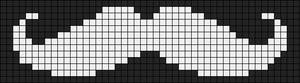Alpha Friendship Bracelet Pattern #8267