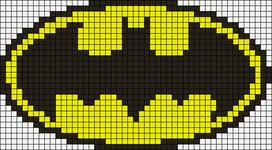 Alpha pattern #8279