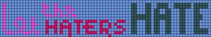 Alpha pattern #8291
