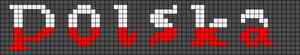 Alpha Friendship Bracelet Pattern #8295