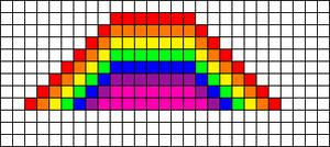 Alpha pattern #8299