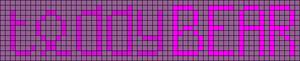 Alpha pattern #8300