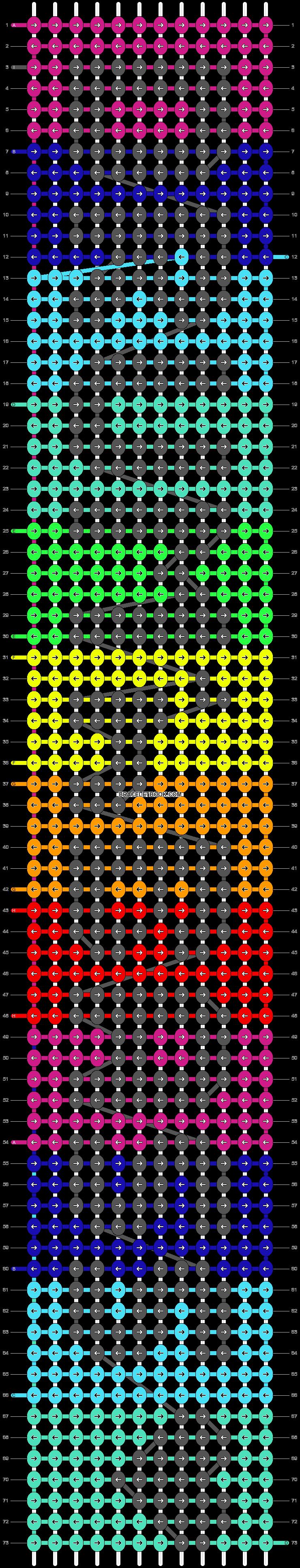 Alpha pattern #8313 pattern