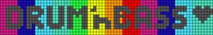 Alpha pattern #8313
