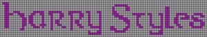 Alpha pattern #8319