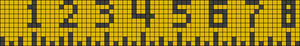 Alpha pattern #8325