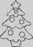 Alpha Friendship Bracelet Pattern #8326