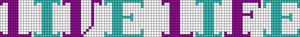 Alpha pattern #8329