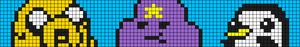 Alpha pattern #8347