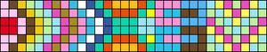 Alpha pattern #8357