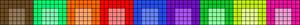 Alpha pattern #8358