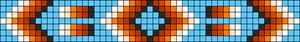 Alpha pattern #8368