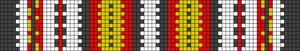 Alpha pattern #8370