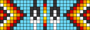 Alpha pattern #8371