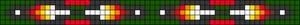Alpha pattern #8375