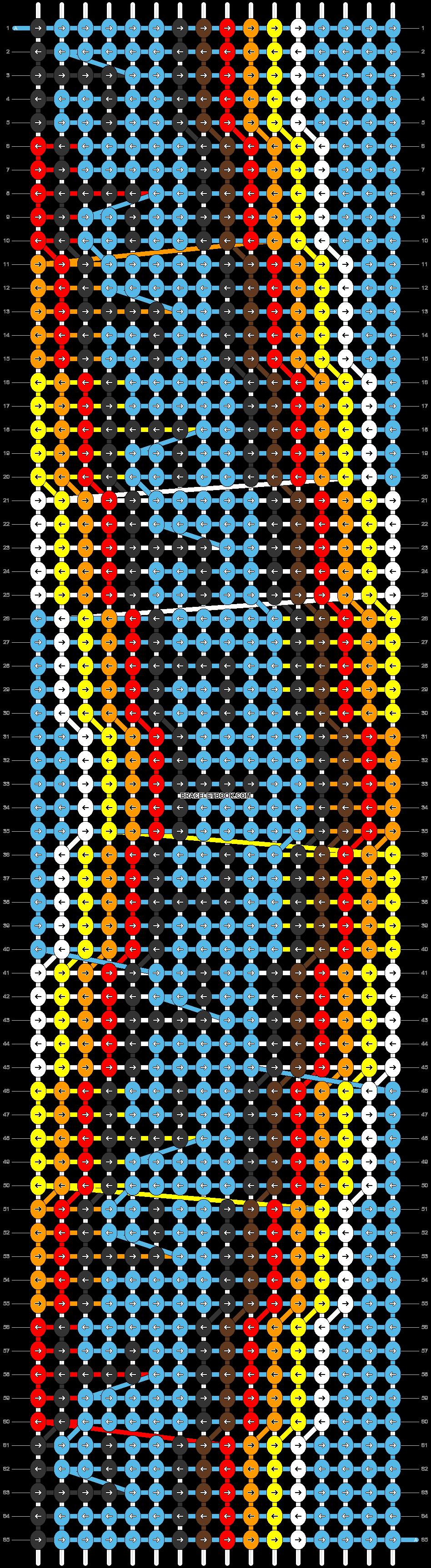 Alpha pattern #8377 pattern