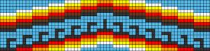 Alpha pattern #8377